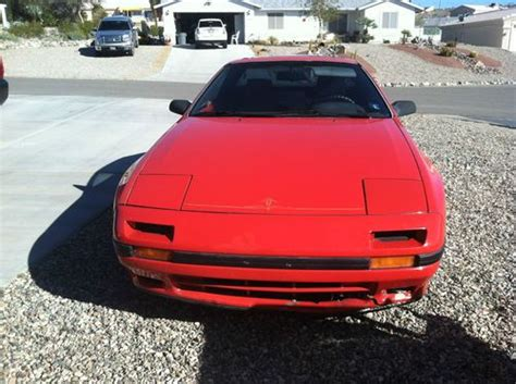 repair anti lock braking 1986 mazda rx 7 lane departure warning purchase used 1986 mazda rx 7 gxl coupe 2 door 1 3l in lake havasu city arizona united states