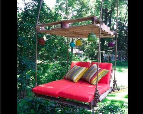 fabriquez un lit suspendu pour votre jardin des id 233 es