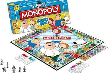 giochi alcolici da tavolo monopoli dei griffin dottorgadget