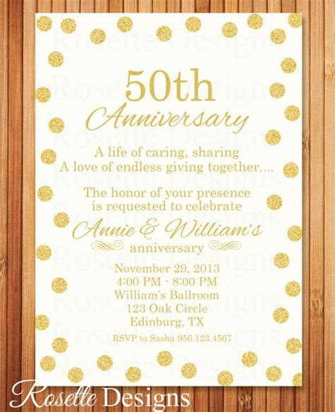 Golden Wedding Invitation Sle golden birthday invitations sle invitation for golden