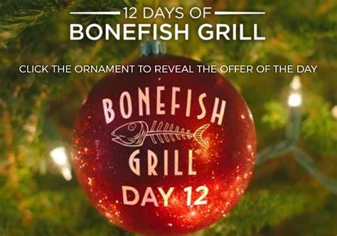 Bonefish Gift Card Deal - 250 bonefish gift card giveaway 12 days of bonefish grill addictedtosaving com