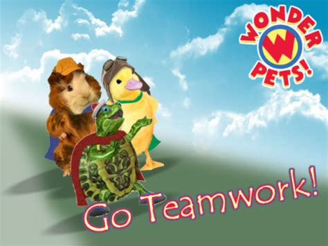 Backyardigans Teamwork Pets Fan Tumblelog