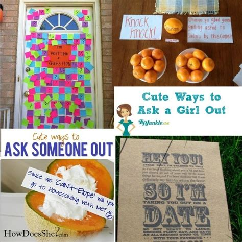 ways to ask a to be your 44 creative ways to ask a out tip junkie