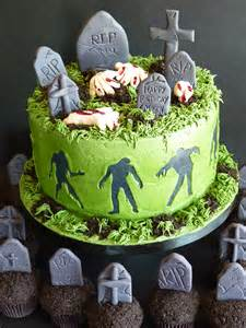 Cake Decorating Ideas Zombies It S Friday The 13th And The Zombies Are Coming Mimis