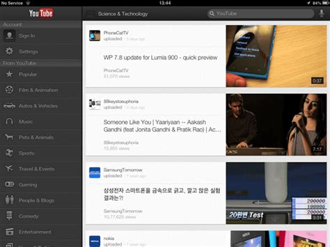 download youtube on ipad download official youtube app for ipad