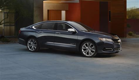 2014 chevrolet impala gm authority