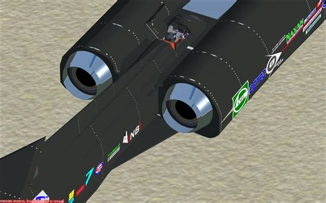 rocket car for fsx released by delivery guy
