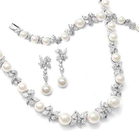 bridal jewelry sets wedding jewelry sets for brides