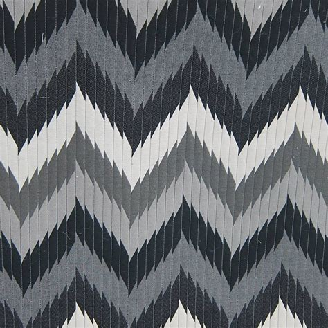 Missoni Upholstery Fabric by Black Chevron Designer Upholstery Fabric Missoni 2
