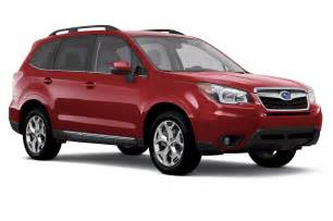 Vehicles Similar To Subaru Forester Updated Starlink System To Debut In 2016 Subaru Forester