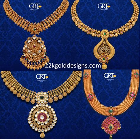 home design gold grt gold necklace designs