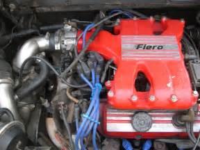 Pontiac Fiero Turbo Kit 1986 Pontiac Fiero Gt With Irm Turbo For Sale Photos