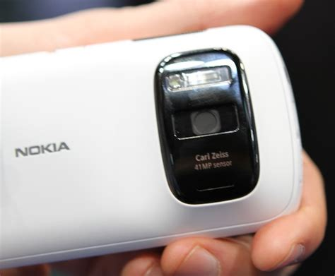nokia 41 megapixel look at the 41 mega pixel on the