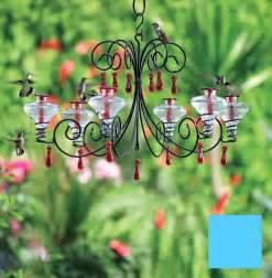 chandelier hummingbird feeder mini blossom grand chandelier hummingbird feeder yard envy