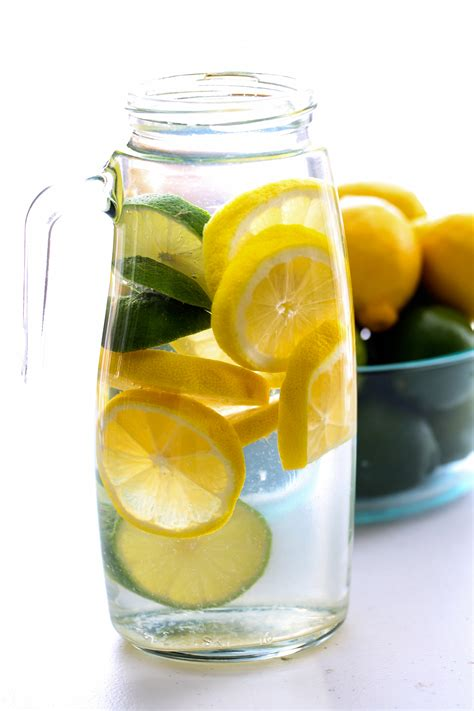 Lemon Lime Orange Cucumber Water Detox by Lemon Lime Water Cleanse Taste Of