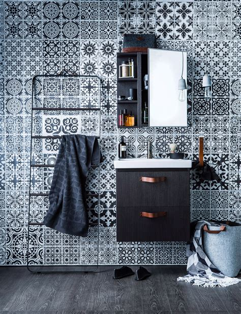 moroccan inspired bathrooms a moody moroccan style bathroom