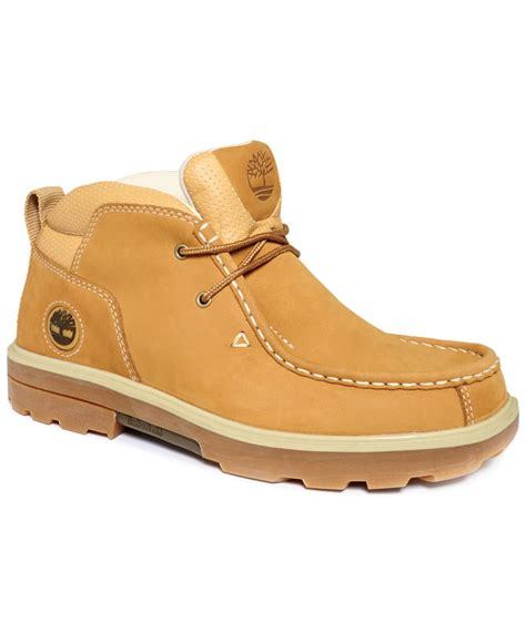 rugged mens shoes timberland rugged boots in for lyst