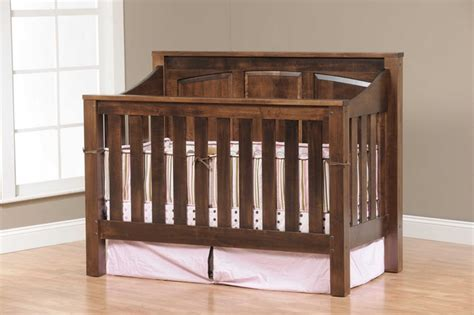 Rustic Crib Maybe Someday Pinterest Rustic Baby Cribs