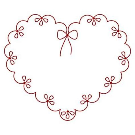 free design hand embroidery free hand embroidery pattern valentine hand embroidery