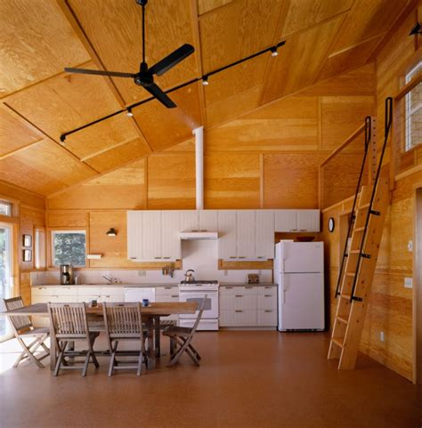 plywood interior design great choices of simple but unique house made of wood