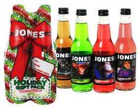Alcohol Faucet Jones Soda 2011 Holiday Pack The Green Head