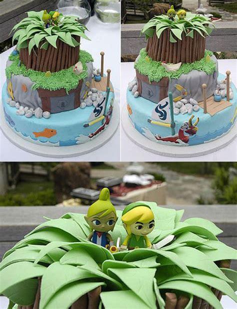 Hochzeitstorte Nintendo by Nerdige The Legend Of Torte Wedding Deluxe Ihr