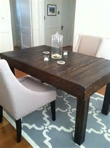 Dining Table Made From Pallets 1000 Ideas About Pallet Dining Tables On Diy Pallet Pallet Furniture And Pallets