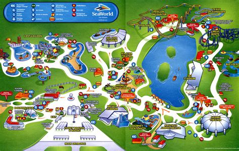 seaworld texas map sea world san antonio map a photo on flickriver