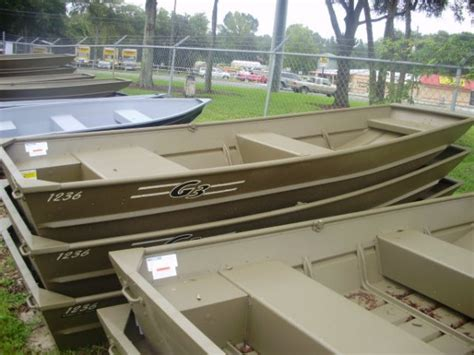 g3 boats wood new 2018 g3 1236 for sale