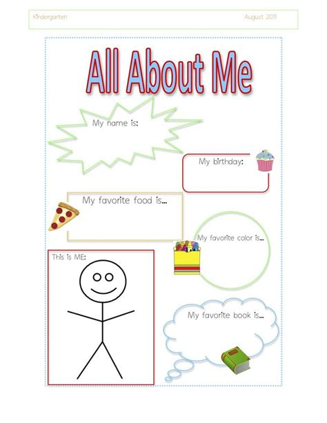 kindergarten activities with books 53 best all about me preschool theme images on pinterest