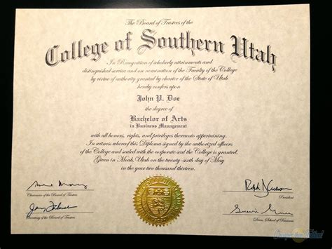 Csulb Mba Fees by Buy A College Diploma