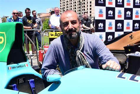 Kaos Leyton House Club Racing adelaide motorsport festival south australia 2016 part 2