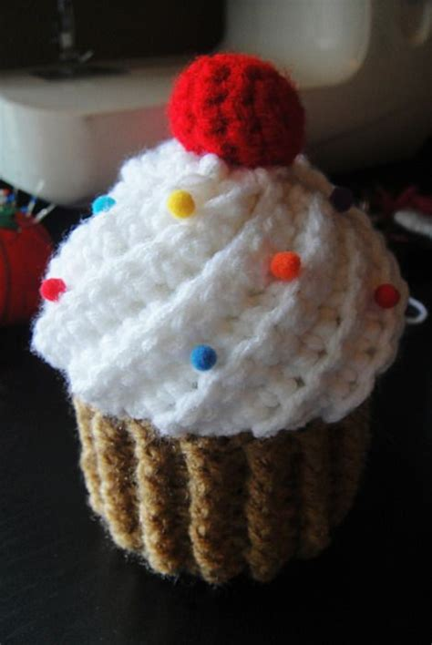 Knitted Cupcakes Seriously by 466 Best Images About Crochet Holidays Toys On