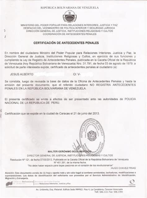 antecedentes no penales df 2014 carta de antecedentes penales a ciudad de mexico