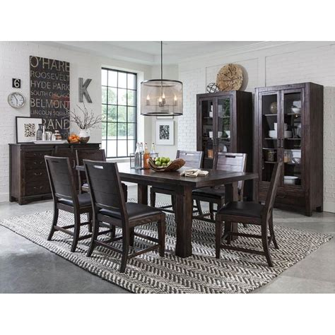Magnussen Dining Room Furniture D3561 20t Magnussen Home Furniture Rectangular Dining Table