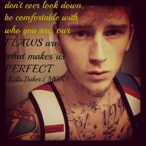 mgk quotes tattoos quotesgram