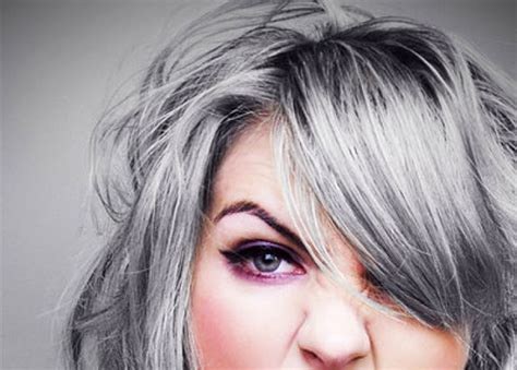 how to gray hair how to dye and pre pigment grey hair dark brown hairs