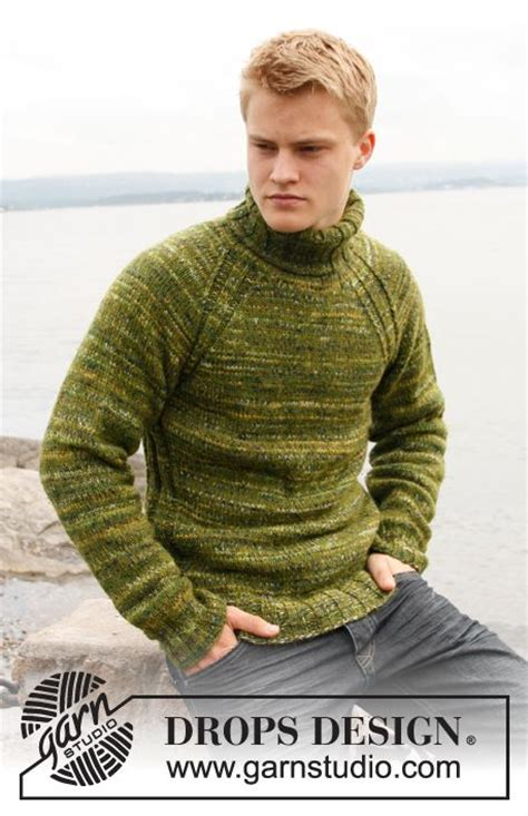 free knitting pattern raglan jumper free pattern knitted drops jumper for men with raglan and