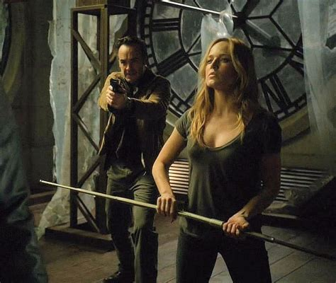 black canary arrow season 2 promising caity marie lotz as sara lance who suits up as