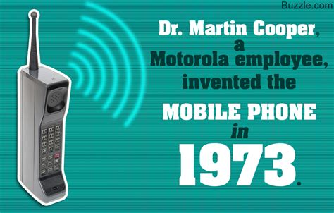 1st mobile phone when was the mobile phone invented the answer may