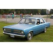 1968 Plymouth Valiant 108 X 70 654 436