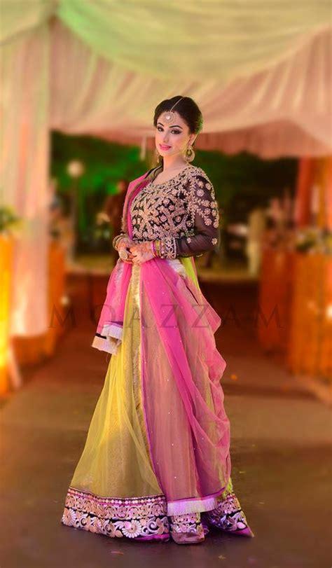 indian pakistani ghagra lehenga choli designs collection