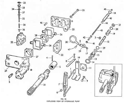 35 parts diagram massey ferguson 35 hydraulic diagram wiring library