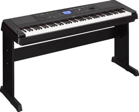 Keyboard Elektrik yamaha dgx 660 88 key electric piano black