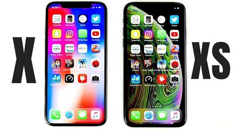 iphone x vs iphone xs speed test by technical eye