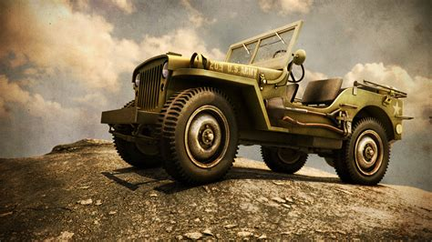 jeep artwork willys jeep art willy jeep wallpaper johnywheels