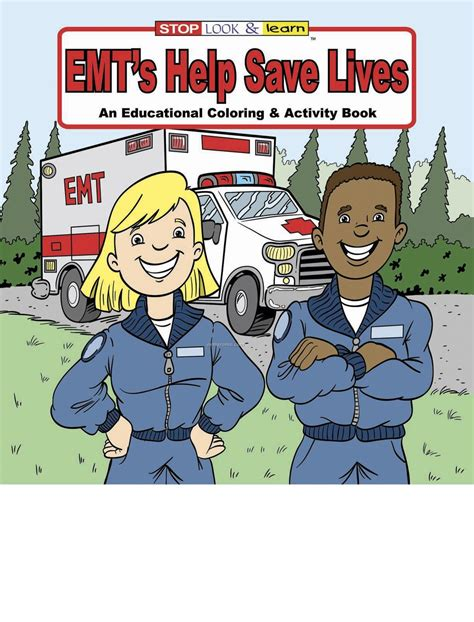 pin traffic safety awareness childrens coloring and