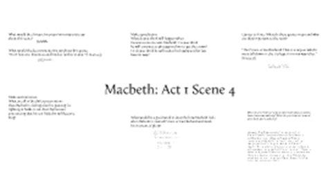 themes for macbeth act 4 shakespeare s macbeth act 1 scene 2 by kelly o hara on prezi