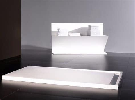 piatto doccia moderno piatto doccia rettangolare in krion 174 in stile moderno ras