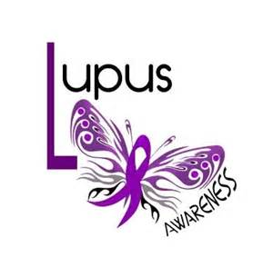 lupus awareness color lupus ribbon support caign twibbon